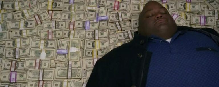 Huell on the money