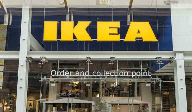 IKEA koopt een bank