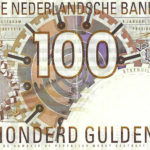 100 Gulden van de Nederlandsche bank