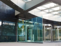 ABN-AMRO Head office entrance