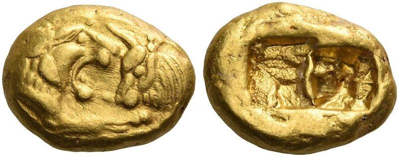 Lydische munten