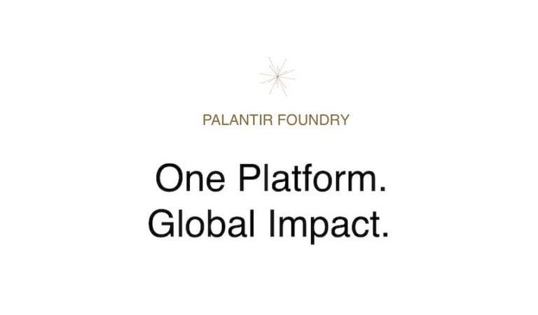 Palantir, HET grootste data-bedrijf, koopt fysiek goud